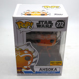 Funko POP! Star Wars Rebels #272 Ahsoka (Action Pose) - Hot Topic Exclusive - New, Box Damaged