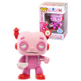 Funko POP! Ad Icons General Mills #34 Franken Berry (With Cereal) - Funko Shop Limited Exclusive - New, Very Minor Damage
