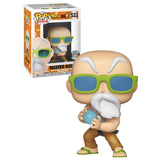 Funko POP! Animation Dragonball Super #533 Master Roshi (Max Power) - New, Mint Condition