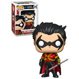 Funko POP! DC Super Heroes #274 Red Wing Robin - New, Mint Condition