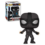 Funko POP! Marvel Spider-Man Far From Home #39208 Spider-Man Stealth Suit - New, Mint Condition