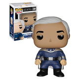 Funko POP! Television Battlestar Galactica #230 Commander Adama - New, Mint Condition Vaulted