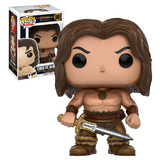 Funko POP! Movies Conan The Barbarian #381 Conan The Barbarian - New, Mint Condition, Vaulted