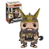 Funko POP! Movies Flash Gordon #312 Prince Vultan - New, Mint Condition, Vaulted