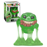Funko POP! Movies Ghostbusters #39782 Slimer With Hotdogs (Translucent) - New, Mint Condition