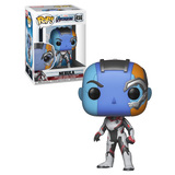 Funko POP! Marvel Avengers: Endgame #456 Nebula - New, Mint Condition