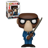 Funko POP! Fantastik Plastik #19 Monkey Assassin - Funko Limited Edition - New, Slight Box Damage
