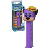 Funko POP! Pez Huckleberry Hound (Purple) Candy & Dispenser - Funko Shop Limited Edition 2500 Pcs - New, Mint Condition