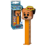 Funko POP! Pez Huckleberry Hound (Orange) Candy & Dispenser - Funko Shop Limited Edition 2500 Pcs - New, Mint Condition