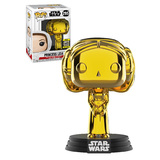 Funko POP! Star Wars #295 Princess Leia - 2019 Star Wars Celebration Exclusive - New, Mint Condition