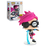 Funko POP! Games - Overwatch #495 Tracer (Punk) - Hot Topic Exclusive Import - New, Mint Condition