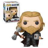 Funko POP! Marvel Avengers Endgame #482 Thor (With Weapons) - New, Mint Condition