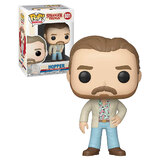 Funko POP! Television Stranger Things 3 #801 Hopper - New, Mint Condition