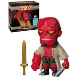 Funko 5 Star Hellboy - Funko 2019 San Diego Comic Con (SDCC) Limited Edition - New, Mint Condition