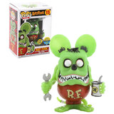 Funko POP! Icons #15 Rat Fink (Glow In The Dark) - Funko 2019 San Diego Comic Con (SDCC) Toy Tokyo Edition - New, Mint Condition