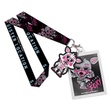 Funko Premium Lanyard - Five Nights At Freddy's Sister Location - Funtime Foxy - New, Mint Condition