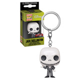 Funko POCKET POP! Keychain Disney The Nightmare Before Christmas - Jack Skellington (Metallic) - New, Mint Condition