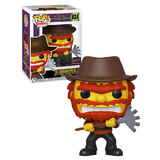 Funko POP! The Simpsons Treehouse Of Horror #824 Groundskeeper Willie - Funko 2019 New York Comic Con (NYCC) Limited Edition - New, Mint Condition