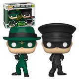 Funko POP! Television The Green Hornet 2 Pack (Action Pose) - Funko 2019 New York Comic Con (NYCC) Limited Edition - New, Mint Condition