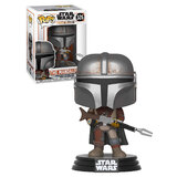 Funko POP! Star Wars The Mandalorian #326 The Mandalorian - New, Mint Condition
