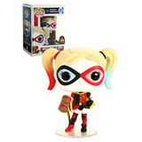 Funko POP! Heroes #290 Harley Quinn As Robin - LACC 2019 Comic Con - Imported With Sticker - New, Mint Condition