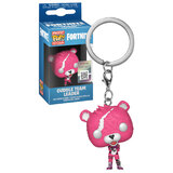 Funko Pocket POP! Fortnite Keychain - Cuddle Team Leader - New, Mint Condition