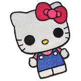 Funko Iron On Patch - Sanrio Hello Kitty - USA Import - New, Mint Condition