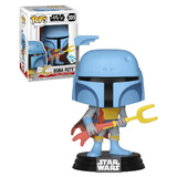 Funko POP! Star Wars #305 Boba Fett (Animated) - Limited Gamestop Exclusive - New, Mint Condition