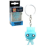 Funko POCKET POP! Keychain Disney Haunted Mansion - Phineas - USA Exclusive - New, Mint Condition