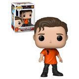 Funko POP! Marvel Spider-Man Far From Home #485 Spider-Man (Borrowed Jersey) #1 - Collector Corps Exclusive - New, Slight Box Damage