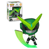 Funko POP! Games Overwatch #519 Genji #2 - 2019 Blizzard Exclusive - New, Slight Box Damage