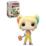 Funko POP! Heroes Birds Of Prey #309 Harley Quinn (Boobytrap Battle) - New, Mint Condition