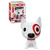 Funko POP! Ad Icons Target #05 Bullseye (Flocked) - Limited Target Exclusive Import - New, Mint Condition