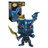 Funko POP! Heroes DC Super Heroes #313 Batman (Merciless) - Limited Hot Topic Exclusive - New, Mint Condition