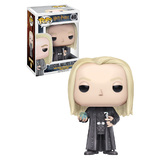Funko POP! Harry Potter #40 Lucius Malfoy (With Prophecy) - New, Mint Condition