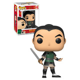 Funko POP! Disney Mulan #629 Mulan As Ping - New, Mint Condition