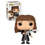 Funko POP! Harry Potter #113 Hermione With Feather - New, Mint Condition