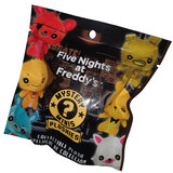 Funko Mystery Minis Plushies - Five Nights At Freddy's - Blind Bag (Contains 1 of 8 variants)