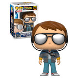 Funko Pop! Movies Back To The Future #958 Marty (Sunglasses) POP! Vinyl - New, Mint Condition