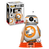 Funko POP! Star Wars #220 BB-8 (San Francisco Giants Special Event) - New, Mint Condition