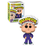 Funko POP! Ad Icons Warheads #55 Wally Warheads - Limited Funko Shop Exclusive - New, Mint Condition