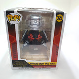 Funko POP! Star Wars The Rise Of Skywalker #321 Supreme Leader Kylo Ren (in TIE Whisper) - New, Box Damaged