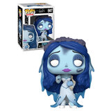 Funko POP! Movies Corpse Bride #987 Emily - New, Mint Condition