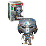 Funko Pop! Movies Predator #913 Predator (Electric Blue Armour) - New, Mint Condition