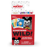 Something Wild Disney Mickey And Friends - Card Game by Funko - New, Sealed