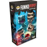 Funko Pop! Funkoverse Jurassic Park 2-pack Strategy Board Game #101 - Expandalone - New, Sealed