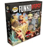 Funko Pop! Funkoverse Jurassic Park 4-pack Strategy Board Game #100 - Base Set - New, Sealed