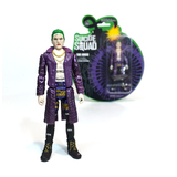 "Funko DC Joker Suicide Squad 3.75"" Figurine - Legion Of Collectors Exclusive - New, Slight Box Damage"