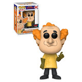 Funko POP! Animation Wacky Races #602 Professor Pat Pending - Funko 2019 New York Comic Con (NYCC) Limited Edition - New, Mint Condition