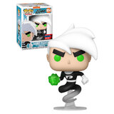 Funko POP! Nickelodeon #854 Danny Phantom - Funko 2020 New York Comic Con (NYCC) Limited Edition - New, Mint Condition